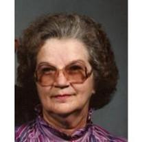 Evelyn Ruth Thaxton Owens