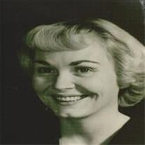 Mary Elizabeth Harris