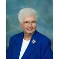 Evelyn Virginia Hand Webb