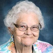 Mrs. Beridella Bischoff