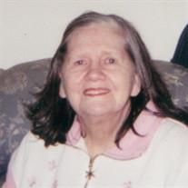 Mrs. Mary Alice Williamson