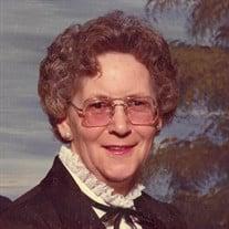 Mrs. Mildred Idena Hammer