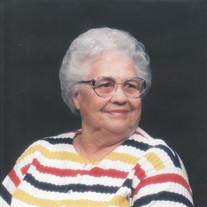 Bertie Irene Roberson