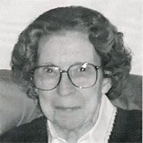 Wilma Elizabeth Garten Obituary