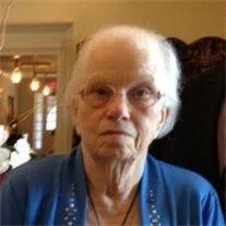 """Mary Clark """"Mama"""" Cook Freels Obituary"""