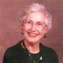 Francelle  J. Buckminster Obituary