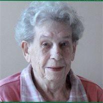 "Martha ""Hope"" Byrd McWhorter Obituary"
