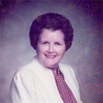 Mary Carolyn Holden Obituary