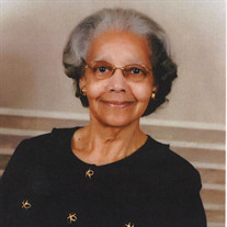 Mrs. Carrie B. Richardson