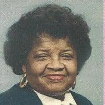 Mrs. Willie Kate Jackson