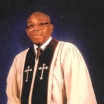 Rev. Jimmy L. Jordan Sr.