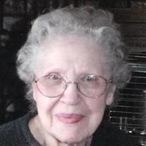 Mrs. Lottie Bartnick