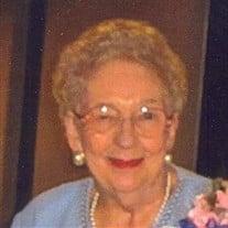 Velda Mae Watkins