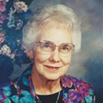 Marjorie O. Vance