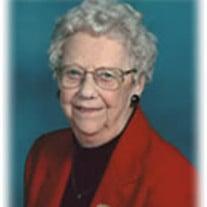 Veronica Bothwell