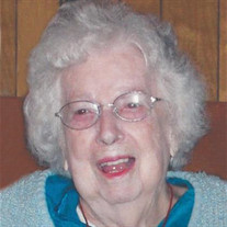 Mae Vicknair Roussel