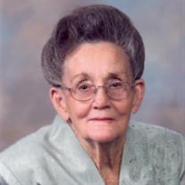 Mamie Agnes (Burnett) Gimnich