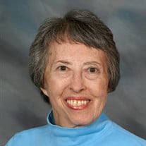 Elizabeth Ann Hodgson