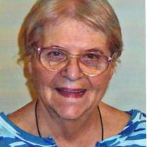 Jeanette E Zeches