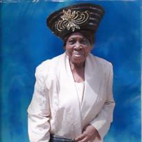Mrs. Dora Louise  Brown