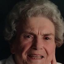 Mrs. Adeline Carter Faust