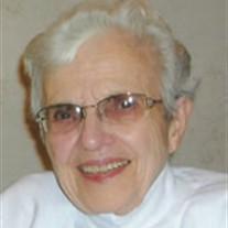Blanche M. Wallis