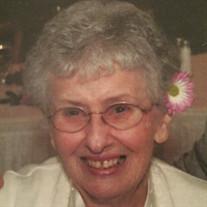 Delores Lillian Wieman