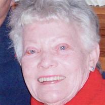 Mrs. Pauline E. Mattison
