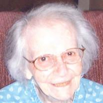 Violet  Elizabeth Jones