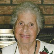 Bertha Becnel Vicknair