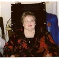 Betty Sue Pedersen