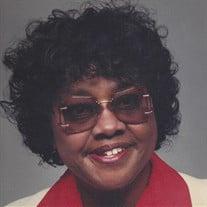 Mrs. Mary Jane Patterson