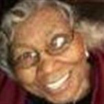 Ida Mae Allen