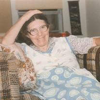 Nettie Beuna McGee