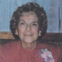 Mrs. Hazel M.  Fenaughty