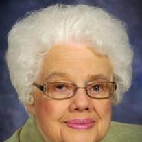 Mary Julia Henderson