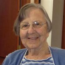 Mrs. Barbara Kalber Frampton