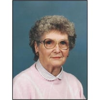 Mary Jeanette Kavalec