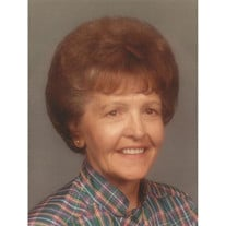 Margaret Johanna Wegner