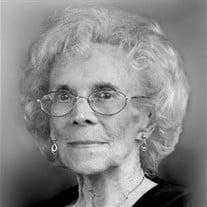 Anna  Lou Nye