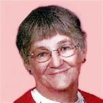Betty Jane Petersen