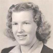 Margaret Luedke