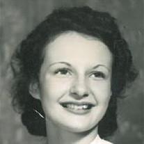 Irene Zabelny (Hill)