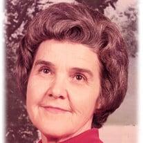 Margaret Adene Johnson Montgomery, 87, Lutts, TN