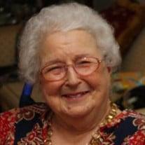 Mrs. Sarah Grantham Brown