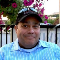 """Anthony """"Tony"""" Barrera"""