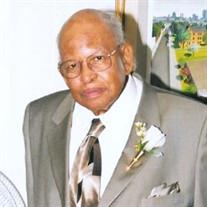 Harold Theodore Redman Sr