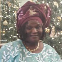 Mrs. Florence Olayinka Odetunde