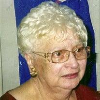 Mrs. Mary (Betty Seay) E. Ford