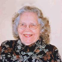 Sara Mae Mecham